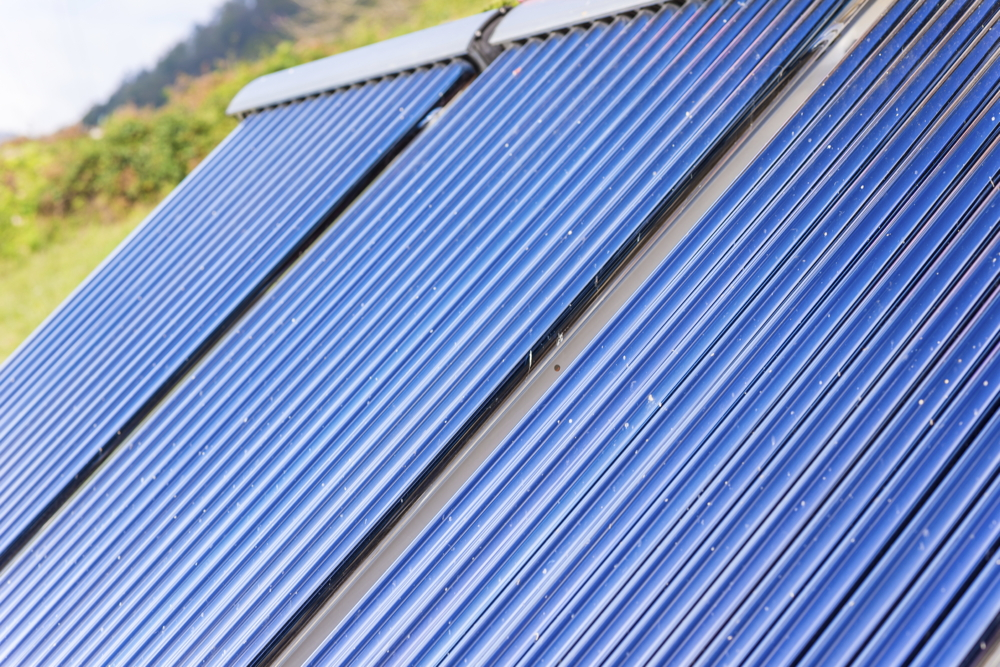 Solarthermie mit Röhrenkollektoren von HD-Haustechnik GmbH